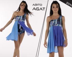 Body ad abito Agat