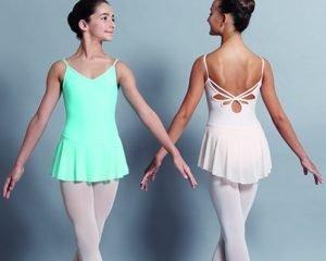 Body con gonnellino Ballet Rosa mod. Elce