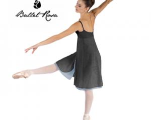 Abito imperiale Ballet Rosa mod. Patricia - adulta