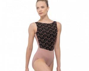 Body danza Ballet Rosa mod. Lorrelle