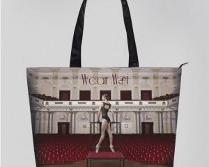 Borsa-shopper Wear Moi
