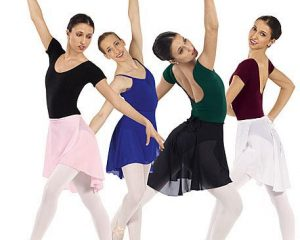 Georgette Wrap Skirt for dance class, dance, ballet, ballet school, dance teacher