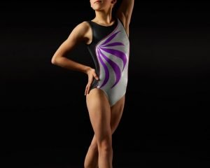 "Body ginnastica artistica ""Flame"""