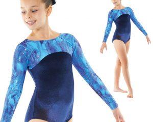 Body ginnastica Tappers e Pointers, mod. GYM23