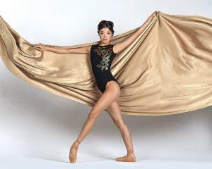 Body danza Ballet Rosa mod. Thea