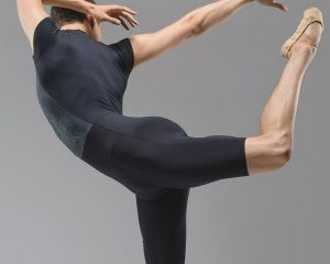 Accademico uomo con stampe Ballet Rosa, mod. Moki