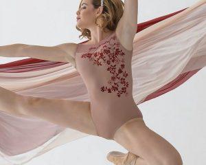 Body danza Ballet Rosa mod. Adele