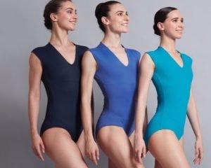 Body danza Ballet Rosa mod. Angeles