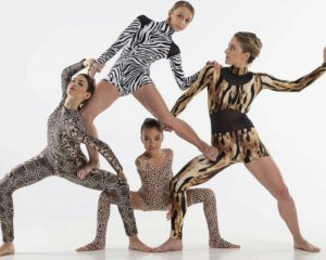 Accademico danza tigre
