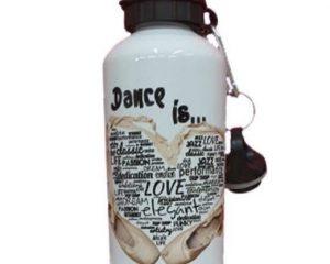 Borraccia danza 500 ml