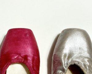 Personalizzazione colore delle scarpe da punta