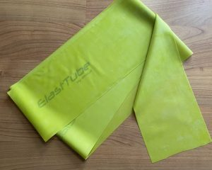 Rotolo di elastico per stretching (durezza media)