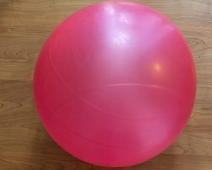 Fit ball - palla per fitness e PBT