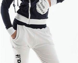 Tuta personalizzabile modello fashion