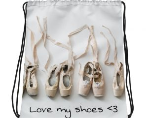 "Sacca ""Love my shoes"""