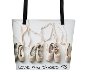 "Borsa mare ""love my shoes"""