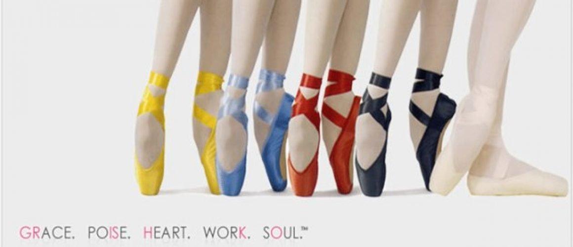 l'atteggiamento migliore stili di grande varietà scarpe sportive Guida alla scelta delle punte - quale modello? - Bodydanza.it