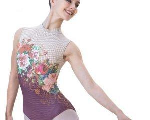 Body Ballet Rosa mod. Romane