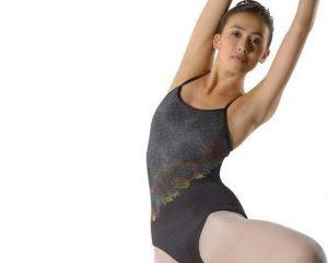 Body danza Ballet Rosa mod. Marlise