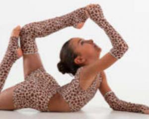 Accademico danza giraffa