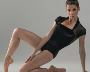 Body danza Ballet Rosa mod. Vamp